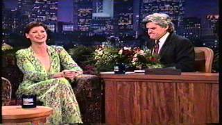 getlinkyoutube.com-Linda Evangelista on The Tonight Show 1995