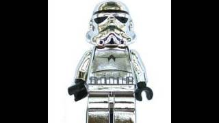 lego star wars 2853590 chrome stormtrooper™ review