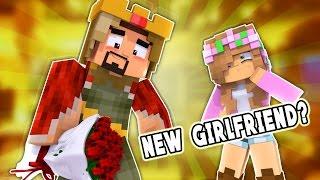 DAD HAS A NEW GIRLFRIEND....AGAIN?! Minecraft Royal Family w/LittleKellyandCarly, (Custom Roleplay)