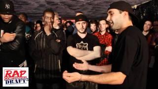 Rap Contenders - Draft 2 : Stermah vs RES