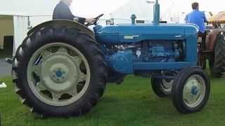 1963 Fordson N/P Super Major Diesel Tractor