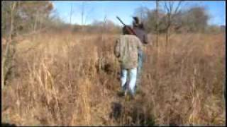 getlinkyoutube.com-Hog Hunting with Gamo Hunter Extreme .22 Air Rifle - One of the Fastest Air Rifles in The World