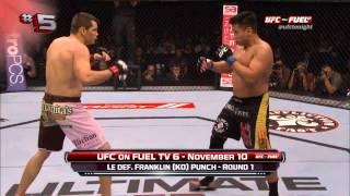 getlinkyoutube.com-Top 10 UFC Momentos del 2012