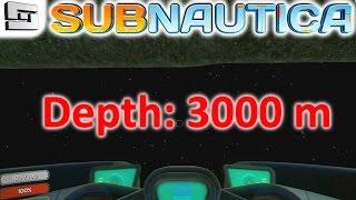 getlinkyoutube.com-Subnautica Gameplay : MAXIMUM DEPTH!!! E7