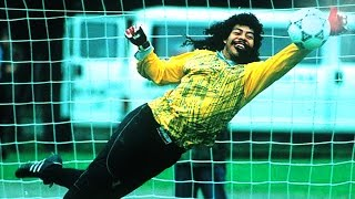 getlinkyoutube.com-Rene Higuita ● Saves Compilation ► EL LOCO