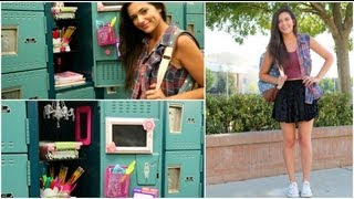 getlinkyoutube.com-Back to School: Locker Organization + DIY Decorations!