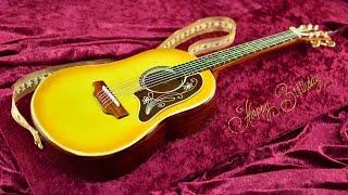 getlinkyoutube.com-3D Acoustic Guitar Cake Tutorial
