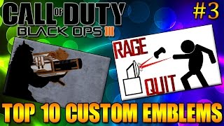 getlinkyoutube.com-Black Ops 3 Top 10 Best Custom Emblems EPISODE 3 (BO3 Top 10 Series With Prize Money)