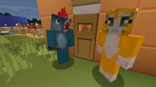 getlinkyoutube.com-Minecraft Xbox - Animal Challenge - Part 1