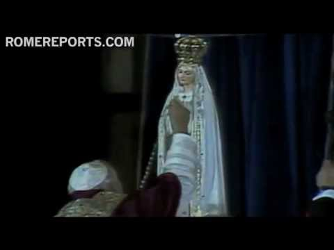 Apparitions of Fatima started 95 years ago