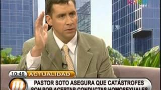 getlinkyoutube.com-Javier Fernández indignado con declaraciones del pastor Soto sobre homosexuales