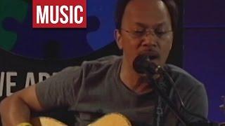 "getlinkyoutube.com-Noel Cabangon - ""Kanlungan"" Live! with Jim Paredes"