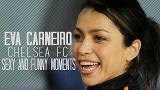 getlinkyoutube.com-Dr.Eva Carneiro - Chelsea FC Team Physician | Sexy and Funny moments HD