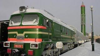 铁轨上的杀机:揭秘苏俄核武列车