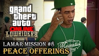 getlinkyoutube.com-GTA Online Lowriders - Mission #8 - Peace Offerings [Hard Difficulty]