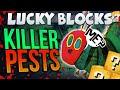 Minecraft - Lucky Block Challenge - Killer Pests (Round 5)