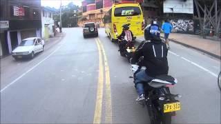getlinkyoutube.com-Yamaha r15 V1.0 , V2.0 , Fazer Bogota - calera