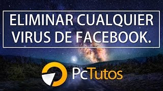 getlinkyoutube.com-Eliminar cualquier virus de Facebook