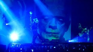 Rob Zombie Chicago 09 26 14 Live Full Show Great American Nightmare