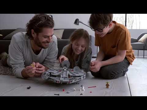 LEGO Star Wars: The Rise of Skywalker Millennium Falcon - 75257