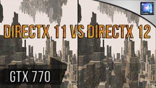 getlinkyoutube.com-DirectX 11 vs DirectX 12 | 3DMark Api Overhead Test
