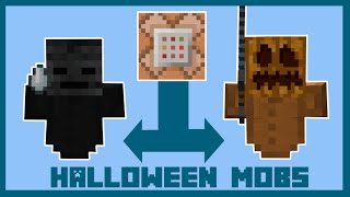 getlinkyoutube.com-Minecraft:TOP 5 HALLOWEEN MOBS (ONLY ONE COMMAND)