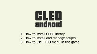 getlinkyoutube.com-How to use CLEO Android for GTA San Andreas