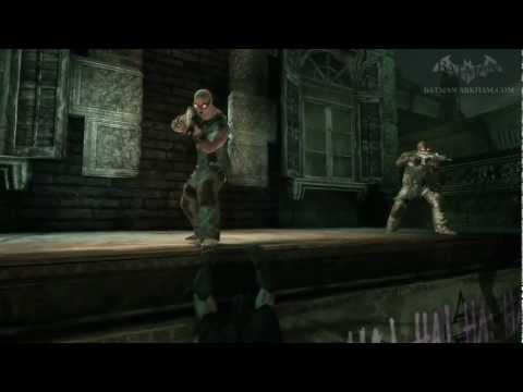 Batman: Arkham Asylum Walkthrough - Chapter 21 - Snipers