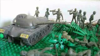 getlinkyoutube.com-Lego vs. Army men