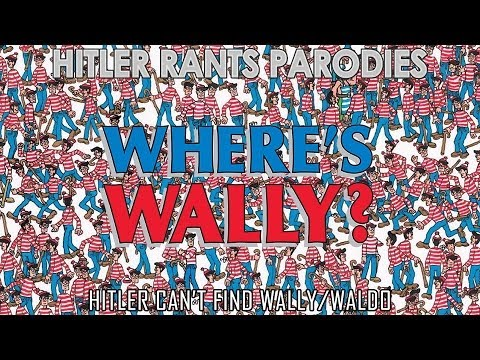 Hitler can't find Wally/Waldo