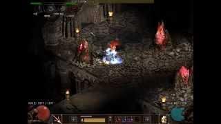 getlinkyoutube.com-[디아블로2] 늑드루 Diablo2 Druide