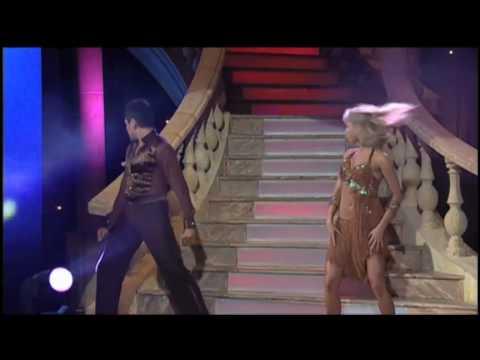 Rumania y EEUU (Duelo) - Samba - Segundo Campeonato Mundial de Baile (HD) 20/06/10