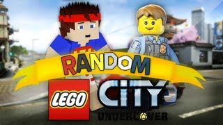 getlinkyoutube.com-Random Vilhena #Lego City Undercover