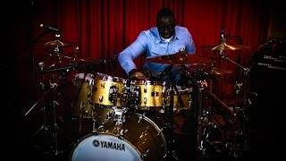 Profiles: Larnell Lewis of Snarky Puppy x Yamaha Absolute Hybrid Maple