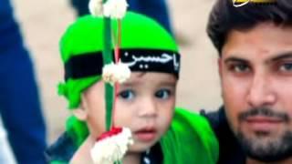 getlinkyoutube.com-Pao'n Ke Chhalon Ne | Hasan Jafar | Mera Maula Hai Ali 1437 | Nohay 2015 2016