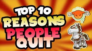 getlinkyoutube.com-Top 10 Reasons People Quit Animal Jam