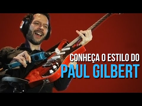COMO TOCAR GUITARRA NO ESTILO PAUL GILBERT
