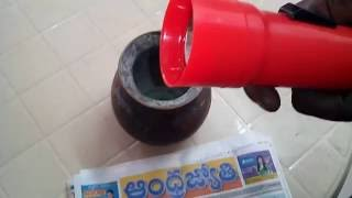 getlinkyoutube.com-rice puller torch test, contact  9491355009 only whatsapp