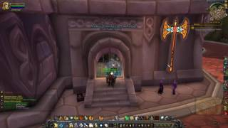 Leystone Deposit Sample - Quest - World of Warcraft