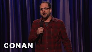 Jerry Rocha Stand-Up 05/12/15 - CONAN on TBS