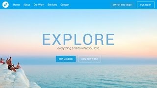 getlinkyoutube.com-How To Make a WordPress Website - 2015