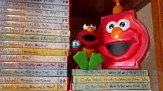 getlinkyoutube.com-Kiana's ELMo's World Full DVD Collection!