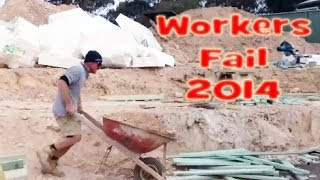 getlinkyoutube.com-Ultimate Workers Fail Compilation 2014 || BFVmedia