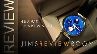 getlinkyoutube.com-Huawei Smartwatch - REVIEW (Best Smartwatch for now?)