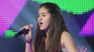 getlinkyoutube.com-حفصة ذكري – Super Bass - مرحلة الصوت وبس – MBCTheVoiceKids