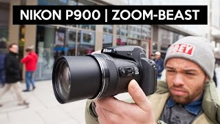 getlinkyoutube.com-NIKON P900 | a real world review about the ZOOM-beast in Frankfurt am Main