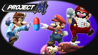 Project M - TurboTAStic: Dr. Mario VS Lv. 9 CPUs