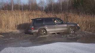 getlinkyoutube.com-09.11.2013 Forester SF5 & Forester SG5 (Subaru-club Tomsk)