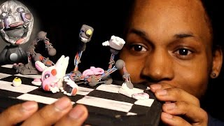 getlinkyoutube.com-CLAY MODELED MARIONETTE AND MANGLE!? GUYS FORREAL!?   Samurai Mail #11