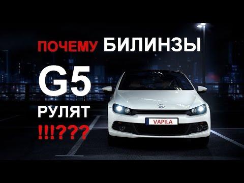 Почему билинзы G5 по прежнему рулят